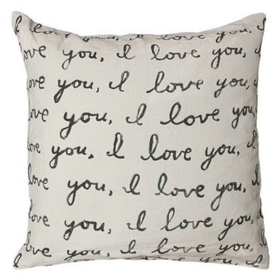 Pillow • Letter For You Pillow