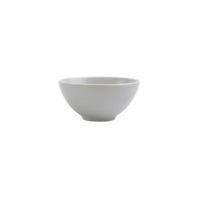 Vietri Chroma Light Grey Condiment Bowl (Set of 4)