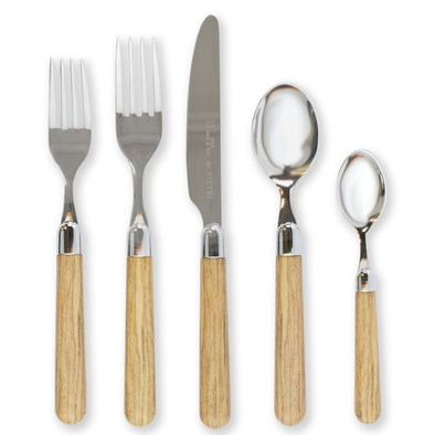 Flatware • Albero Five-Piece Place Setting
