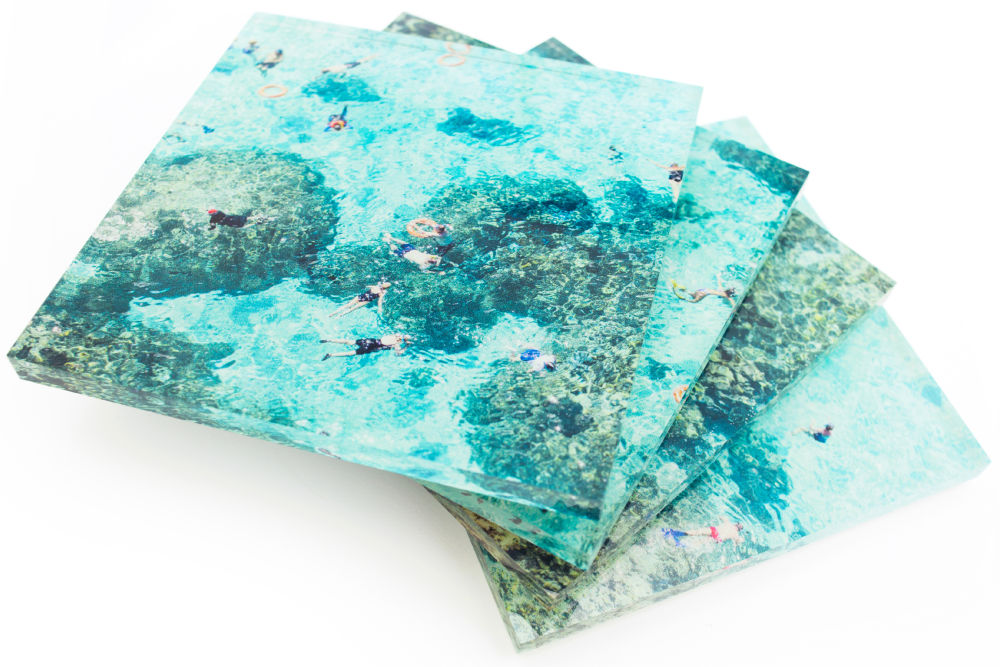 The Reef Coaster Set (Set of 4)