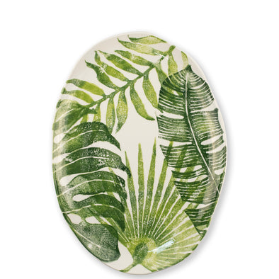 Vietri Jungle • Medium Oval Platter