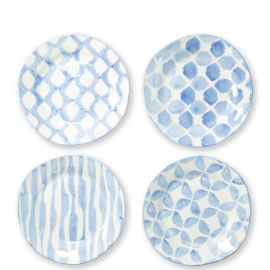 Vietri Modello • Assorted Salad Plates (Set of 4)