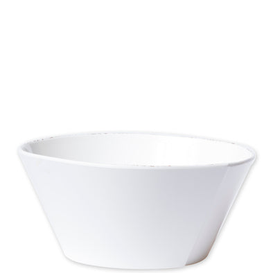 Vietri Lastra • Melamine Large Stacking Serving Bowl
