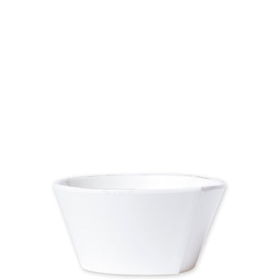 Vietri Lastra • Melamine Stacking Cereal Bowl