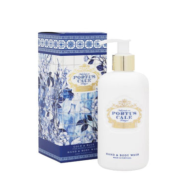 Portus Cale Hand/Body Wash Gold/Blue