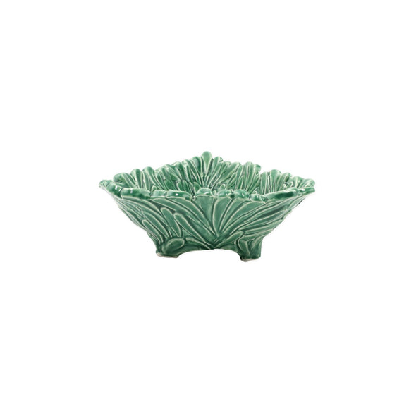 Vietri Lastra Holiday Figural Tree Small Bowl