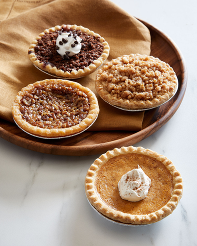 "Taste the Holiday Assorted Mini 4"" Pies"