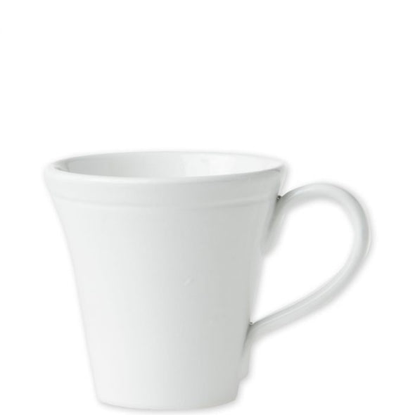Vietri Fresh White Mug