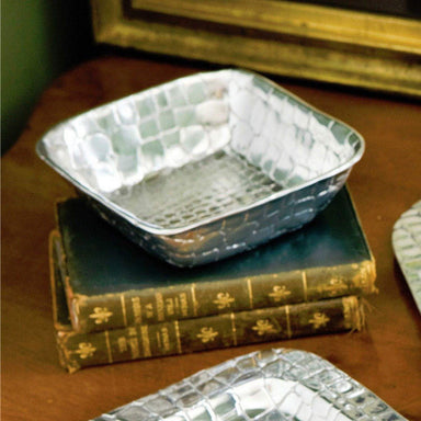 Beatriz Ball Serveware Beatriz Ball CROC sq bowl (sm) 6484