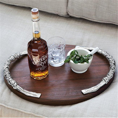 Beatriz Ball Serveware Beatriz Ball CUTTING BOARD Soho Galena Large Oval 7026
