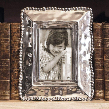 Beatriz Ball Picture Frames Beatriz Ball Frame Organic Pearl 4x6 6558