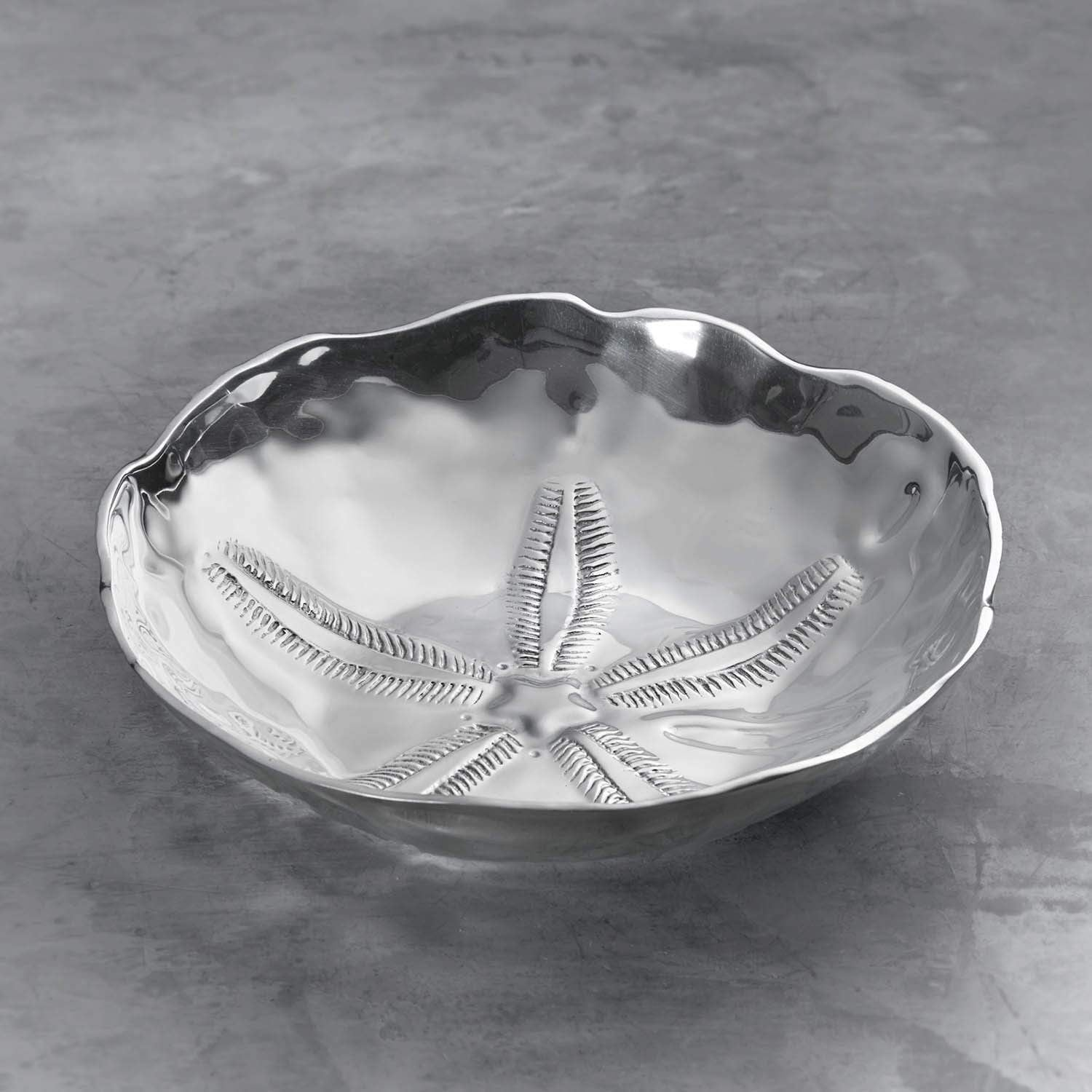 Beatriz Ball OCEAN sand-dollar bowl (lg) 6934