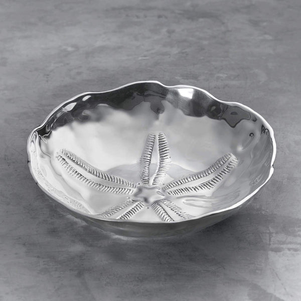 Beatriz Ball Serveware Beatriz Ball OCEAN sand-dollar bowl (lg) 6934