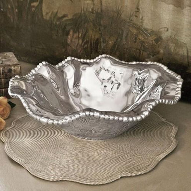 Beatriz Ball Serveware Beatriz Ball ORGANIC PEARL Diana bowl (lg) 6637