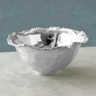 Beatriz Ball Serveware Beatriz Ball ORGANIC PEARL Nova Flirty Medium Bowl 6993