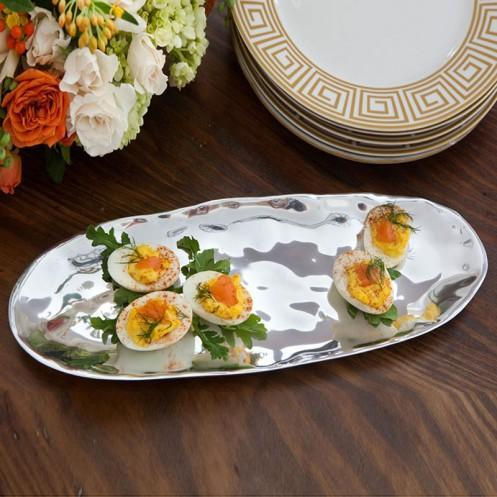 Beatriz Ball Serveware Beatriz Ball Oval Platter Med 5923
