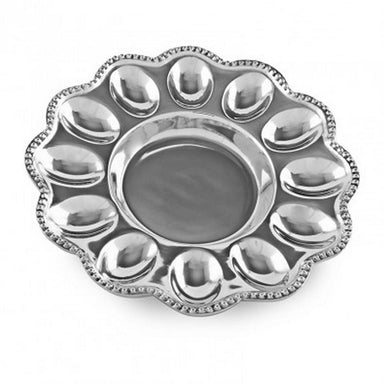 Beatriz Ball Serveware Beatriz Ball Pearl Deviled Egg Platter 6182