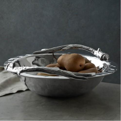 Beatriz Ball Serveware Beatriz Ball WESTERN antler bowl (lg) 7079