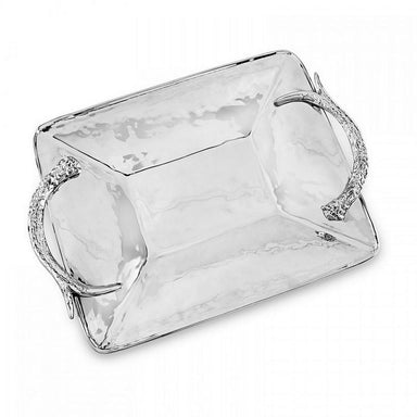 Beatriz Ball Serveware Beatriz Ball WESTERN antlers rect. tray (xlg) 6049