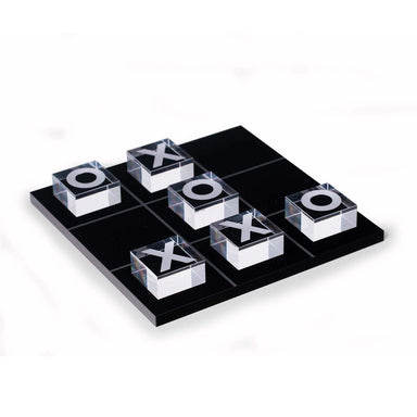BeyBerk International Giftware Vince Acrylic Tic Tac Toe
