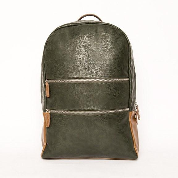 Brouk & Co Handbags Alpha Backpack, Green
