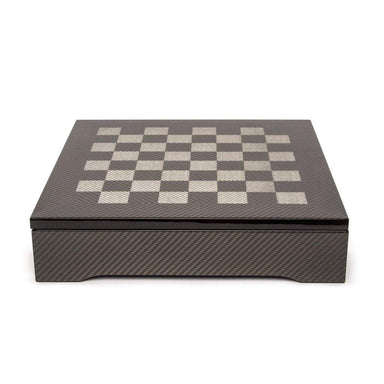Brouk & Co Giftware Chessboard (Carbon Fiber)