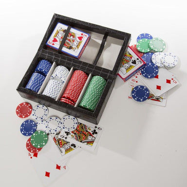 Brouk & Co Giftware Croc Style Poker Set