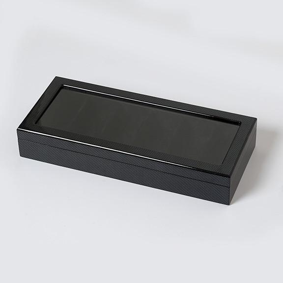 Brouk & Co Giftware Safe Specs Sunglass Box In Carbon Fiber