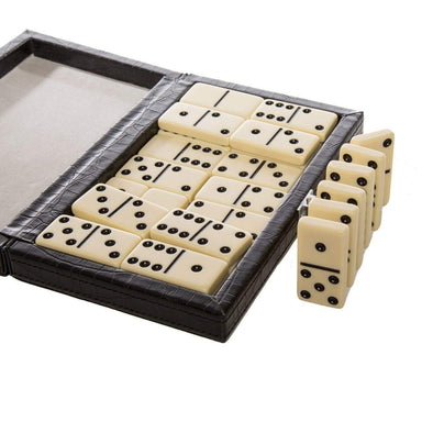 Brouk & Co Giftware The Line Em' Up Domino Set