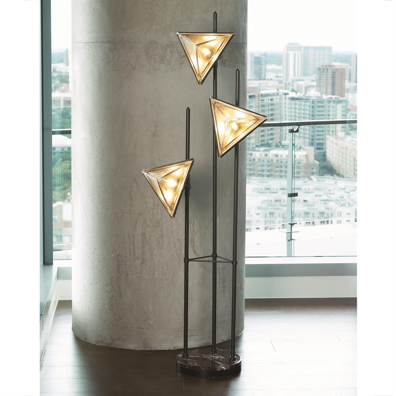 Global Views Celeste Floor Lamp
