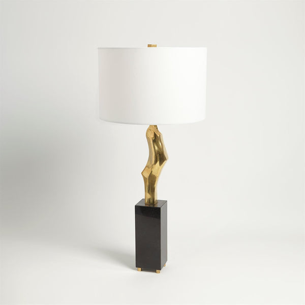 Global Views Home Global Views Conceptual Lamp-Brass