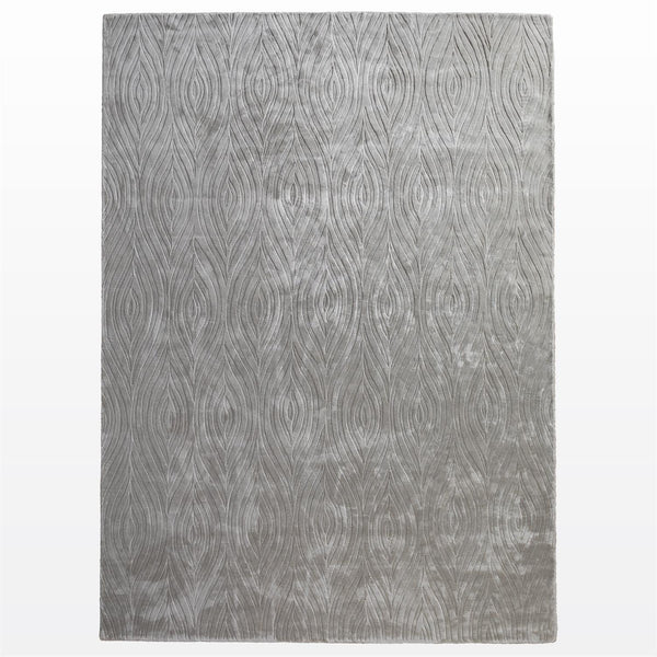 Global Views Home Global Views Optic II Rug-Grey-5 x 8'