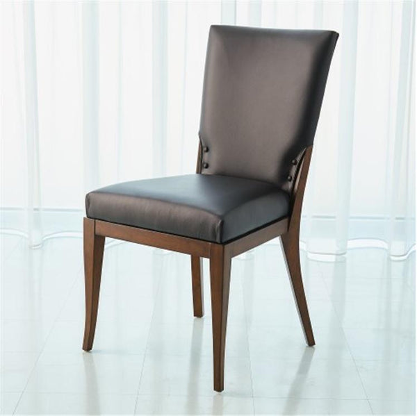 Global Views Furniture Opera Chair-Black