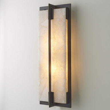 Global Views Home Quartz Sconce-HW 7.90824-HW