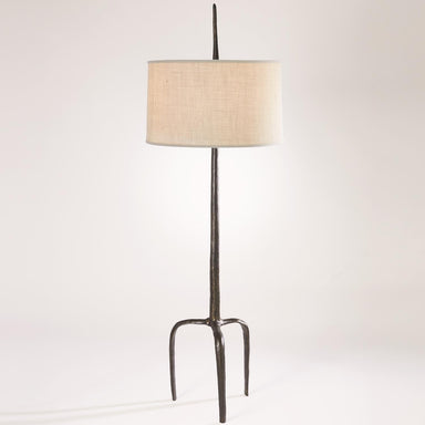 Global Views Home Riley Table Lamp-Bronze 7.80584