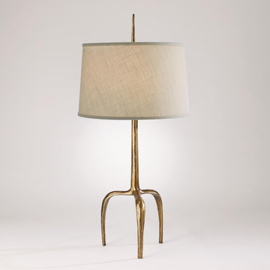 Global Views Home Riley Table Lamp-Gold 7.80574