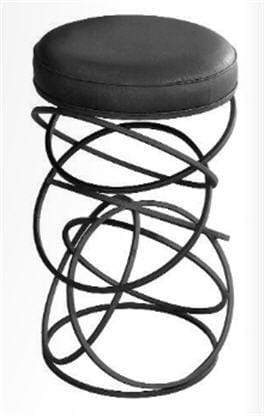 Global Views Furniture Ring Bar Stool (Right)