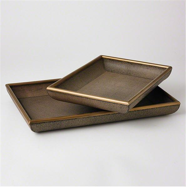 Global Views Home Studio-A by Churchill Tray-Large