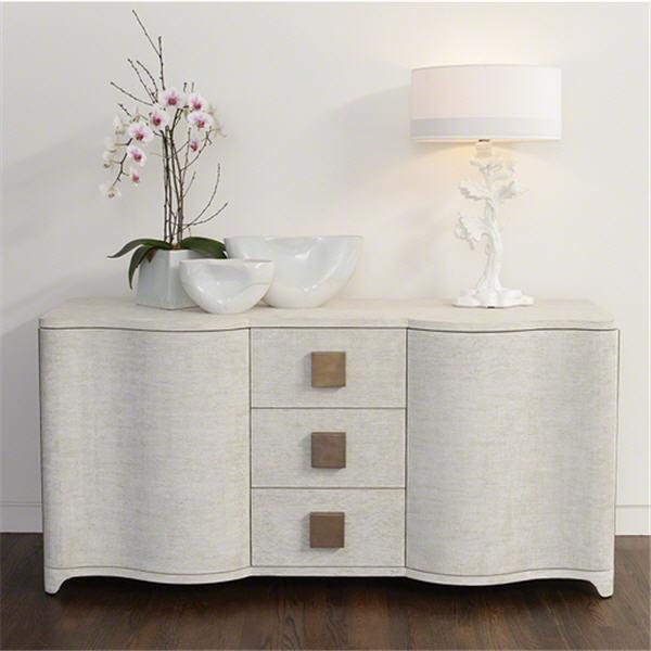 Global Views Furniture Studio-A by Toile Linen Credenza
