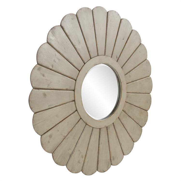 Howard Elliott Home Howard Elliott Sienna Round Mirror