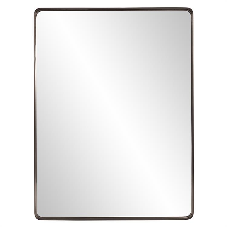 Howard Elliott Home Howard Elliott Steele Brass Mirror