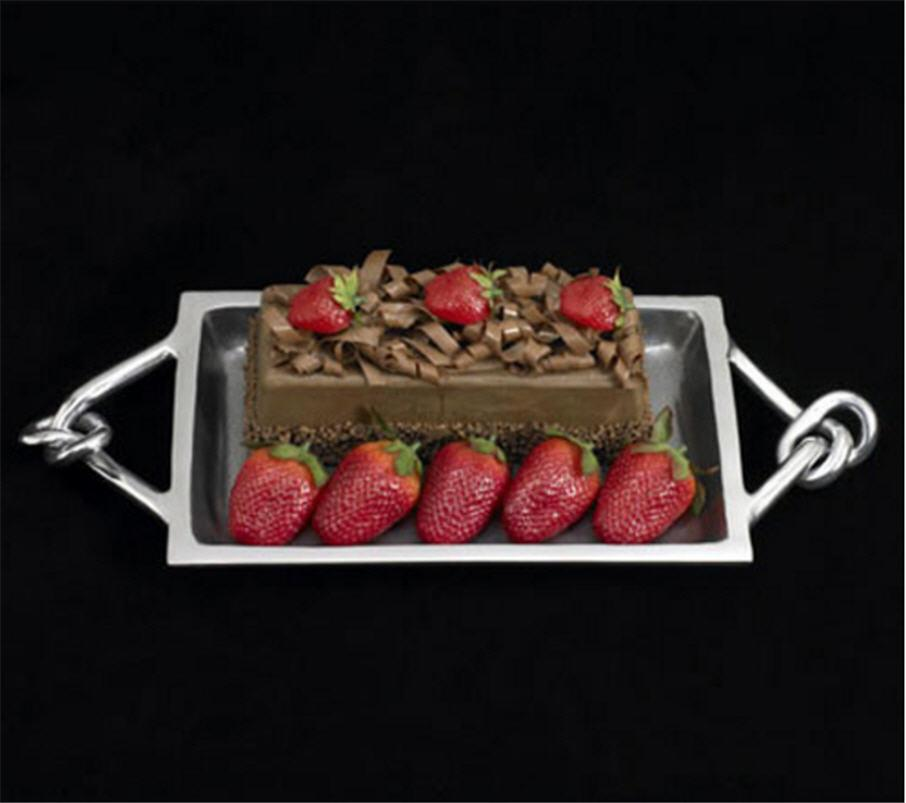 Inspired Generations Giftware Inspired Generations Knotty Rectangle Platter: 100527