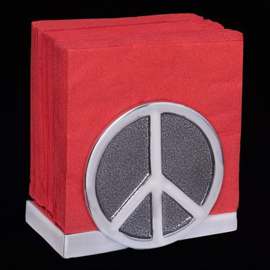 Inspired Generations Giftware Inspired Generations Peace Napkin Holder: 103537