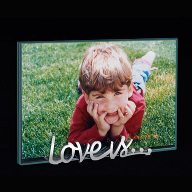 Inspired Generations Giftware Love is...Frame