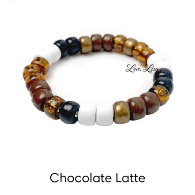 Love, Lisa Jewelry Love, Lisa - Chocolate Latte Glam Bracelet Collection