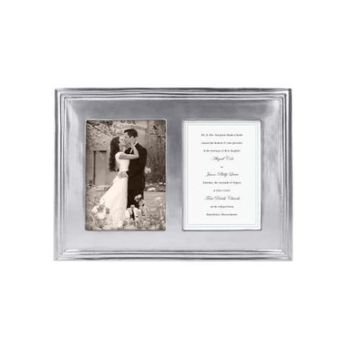 Mariposa Picture Frames Mariposa Classic 5x7 Double Frame