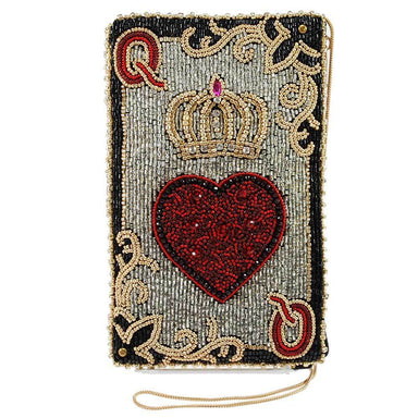 Mary Frances Handbags Mary Frances Queen of Hearts