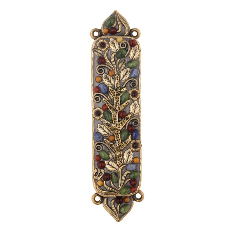 Michal Golan Tree of Life Mezuzah
