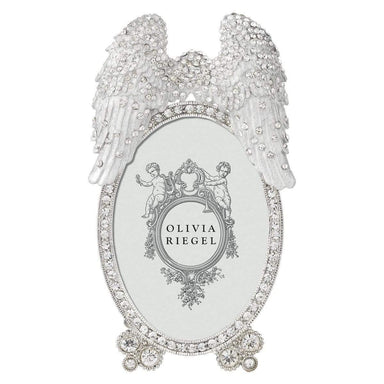 Olivia Riegel Picture Frames Olivia Riegel Angel Wings 2.5 X 3.5 Frame
