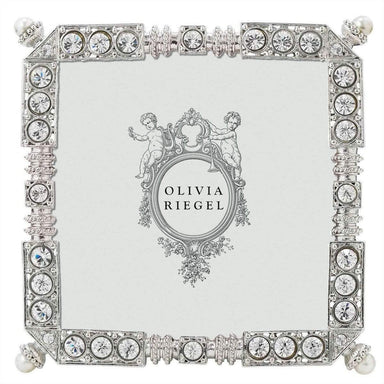 "Olivia Riegel Picture Frames Olivia Riegel Madison 3.5"" X 3.5"" Frame"